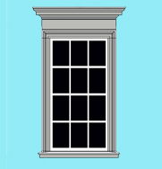 Window Architrave WA5
