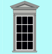Window Architrave WA2