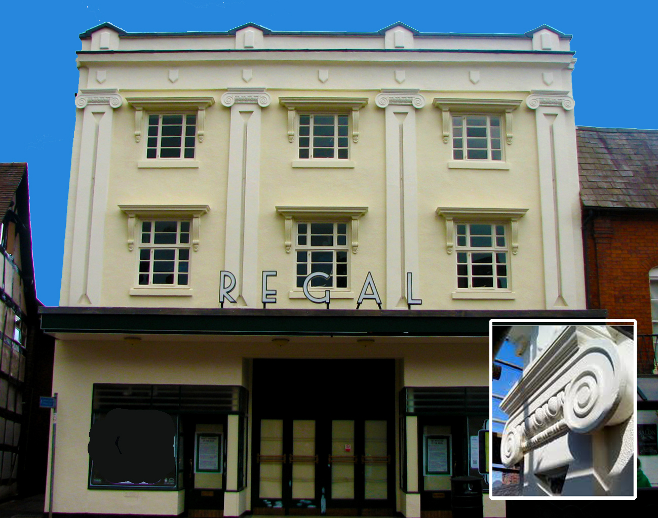Classical Restoration of The Regal Cinema