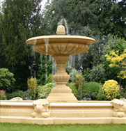 Windsor Fountain Pool Surround