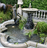 MP1 Mayfair Quatrefoil Fountain Pool Surround
