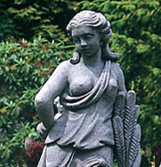 Summer Four Seasons Garden Statue