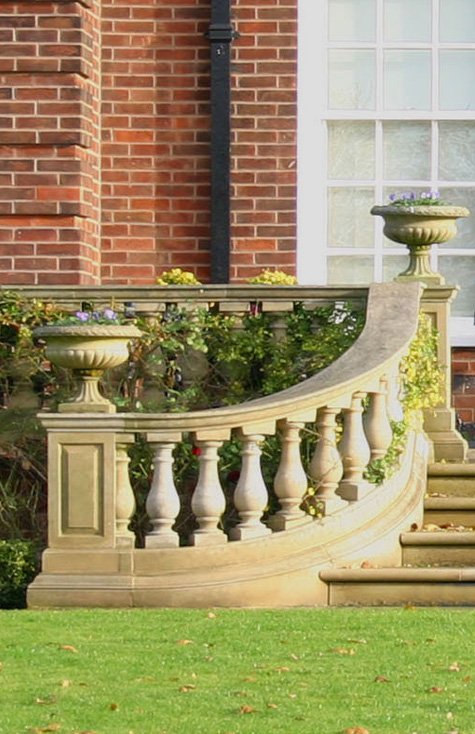 The David Sharp Studio Garden Fountains Pool Surrounds