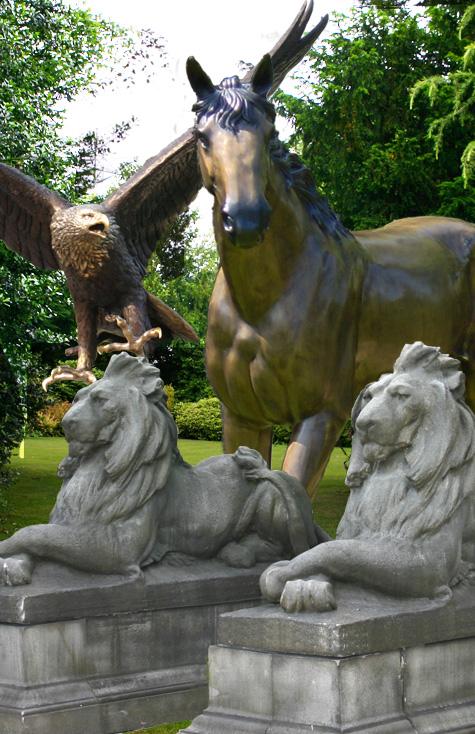 Superior Animal Statuary