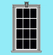 Window Architrave WA1