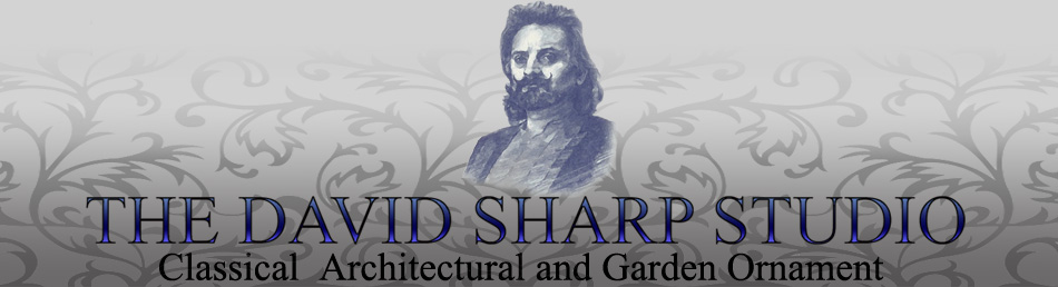 David Sharp Studio - Garden Ornaments, Fountains and Pool Surrounds