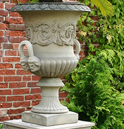 Palace Vase Garden Ornament