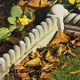 Rope Twist Edging 12kg & Corner Post
