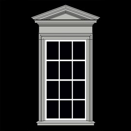 David Sharp Studio Stone Window Architraves Door Architraves, Keystones and Consoles