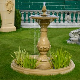 Firenze Garden Fountain Centrepiece and Pool Surround