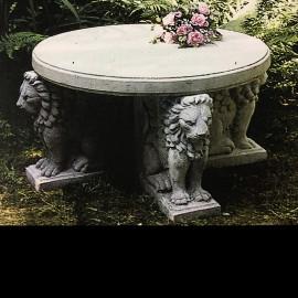 The Chimera Stone Love Seat by the David Sharp Studio