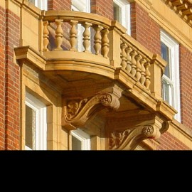 Juliet Balcony Balustrade