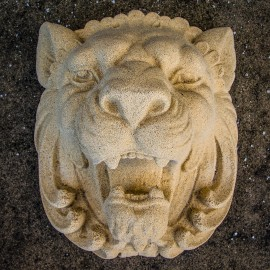 David Sharp Studio Stone Lion Mask