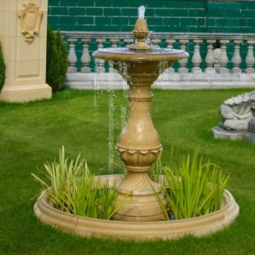 Firenze Garden Fountain Centrepiece and Pool Surround