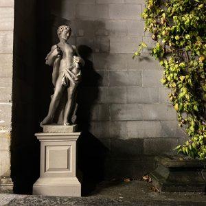 Four Arts Stone Garden Statue - Sculptor