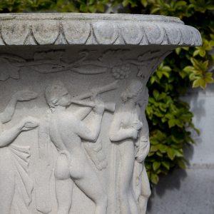 Borghese Stone Garden Vase